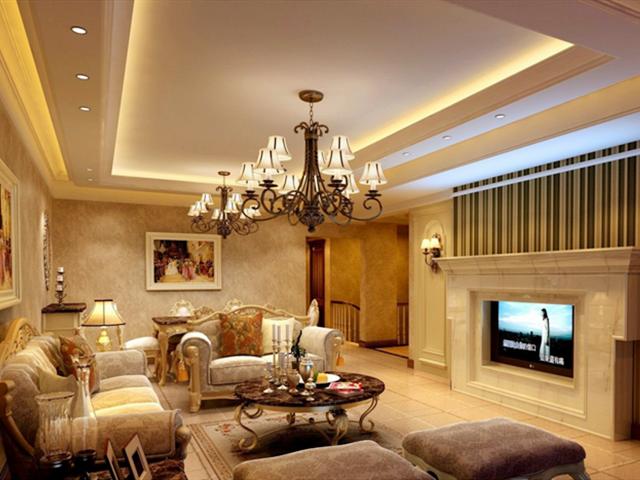 【家庭别墅装修】在别墅的装饰设计中如何省钱