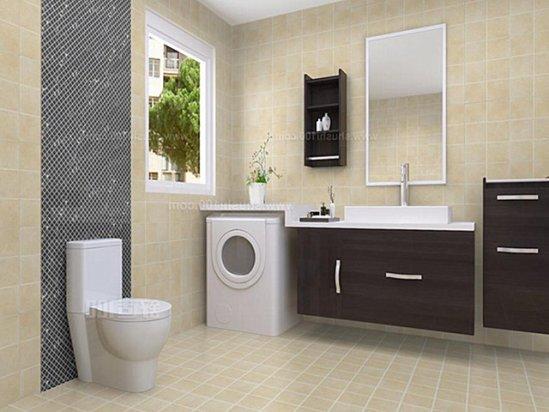 卫生间瓷砖效果图 卫生间瓷砖选择什么颜色