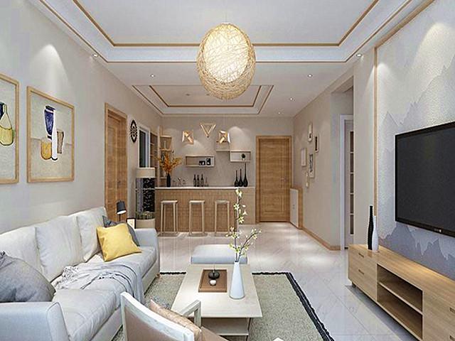 客厅设计图 如何打造日剧之中甜美的日式客厅