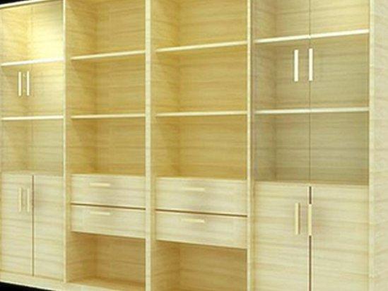 卧室衣柜设计效果图 衣柜板材哪种最环保呢
