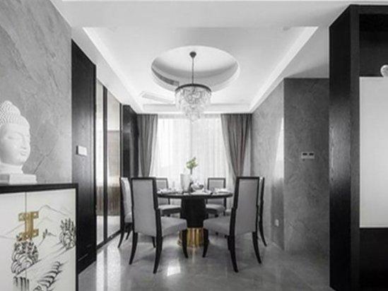 浦东独栋别墅 灰色地砖装修效果图大全图片