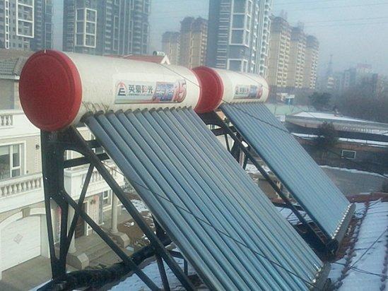 【一站式家装】英豪阳光太阳能热水器怎样