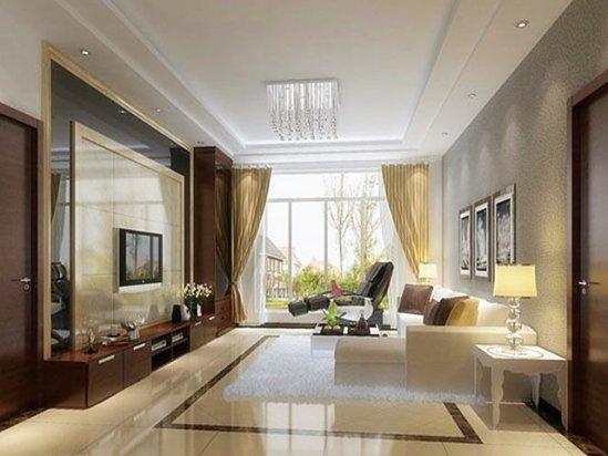 【豪宅装修】房子家居室内装修设计效果图