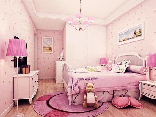 【商丘装修公司】10平米女生小卧室如何布置