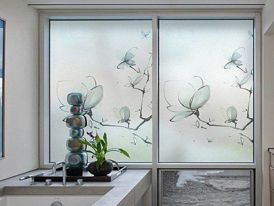【公寓式住宅效果图】卫生间窗户贴膜哪种好