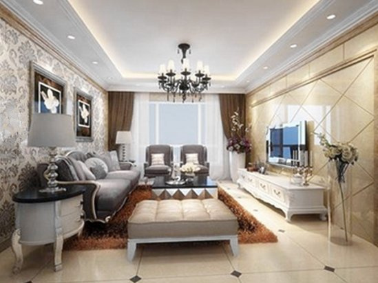 【装修选择】110平方三室两厅装修效果图