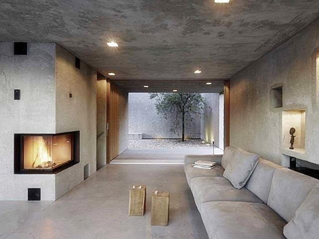 【家装施工工艺】纯水泥屋子怎么装修漂亮