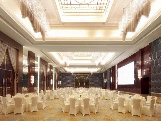 【哈尔滨建材市场】酒店宴会厅效果图片