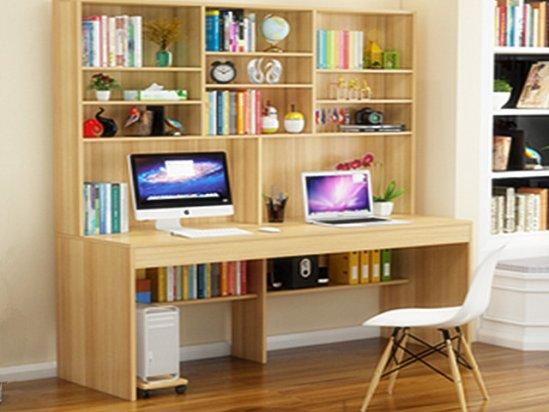【花架效果图】儿童书柜效果图大全2021款