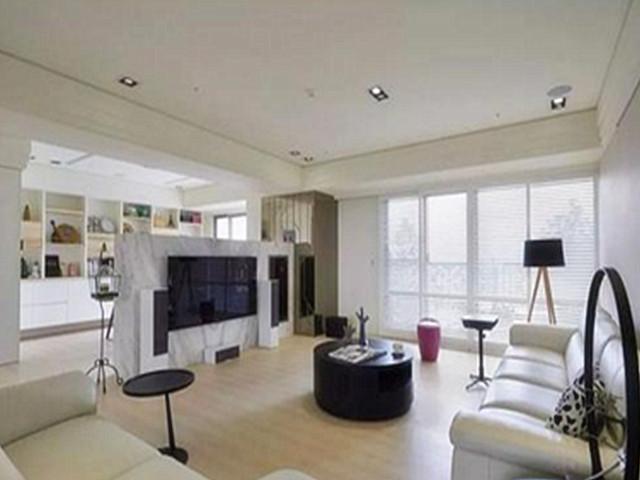 【6平米】客厅隔断电视墙半通透如何设计