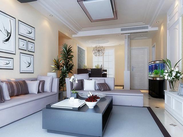 【两房户型图】两房变三房装修图片2021