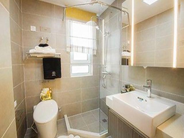 【大连地板团购】2平方米的浴室怎么装修