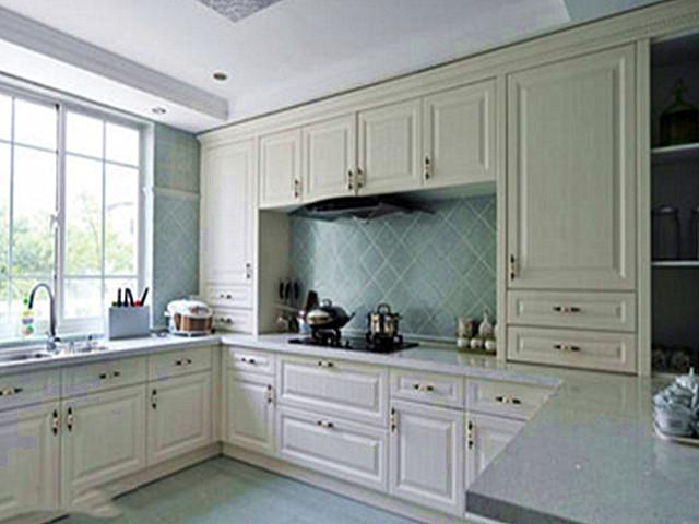 【厨房整体橱柜排名】半包装修应注意事项及细节