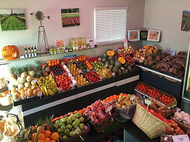 【水果店装修风格】70平米水果店装修步骤