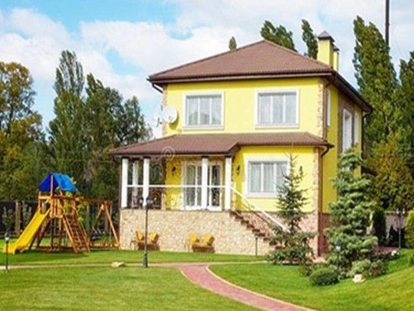 【庭院设计效果图】带院子的房子有什么好处