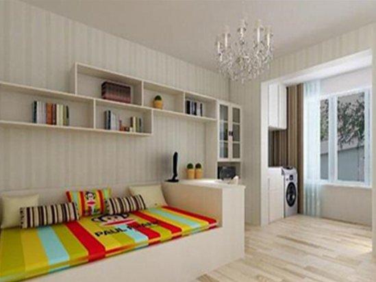 【老房装修案例】小户型家庭装修图片2021