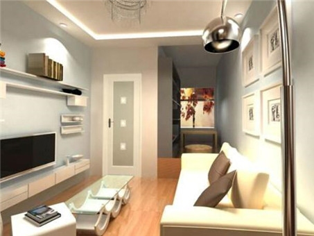 小户型室内装修设计  40平方小户型装修费用