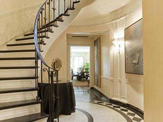 别墅楼梯设计图 旋转楼梯设计图片大全2021