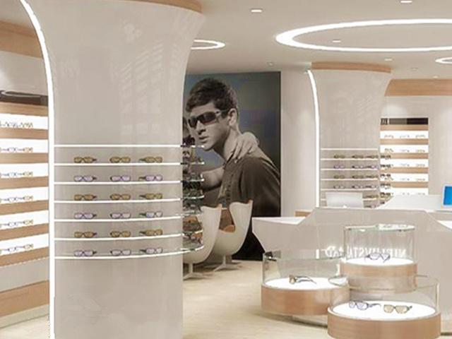 眼镜店装修效果图 眼镜店装修步骤有哪些
