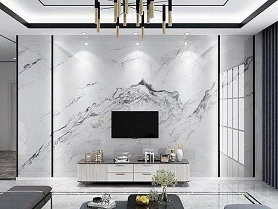 电视背景墙墙绘 电视背景墙效果图大全2021