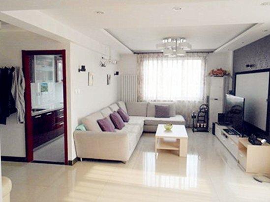 两室改三室 南北通透两室一厅装修效果图