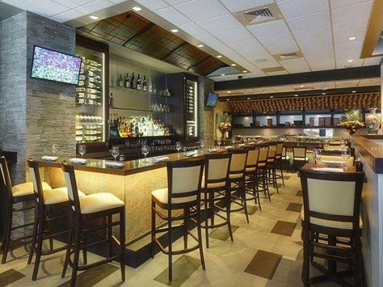 酒吧背景墙 酒吧吧台设计装修效果图片欣赏