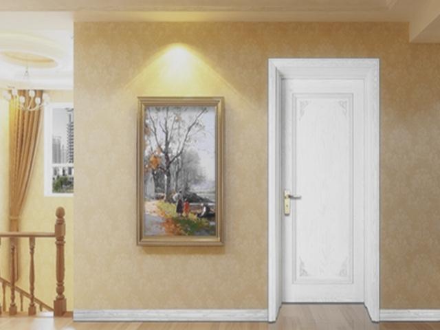 室内房门效果图 120平房子简单装修多少钱?
