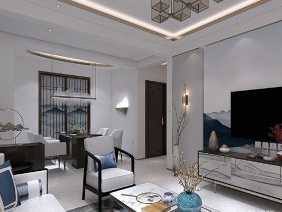 新中式装修效果图 新中式家庭装修有什么技巧