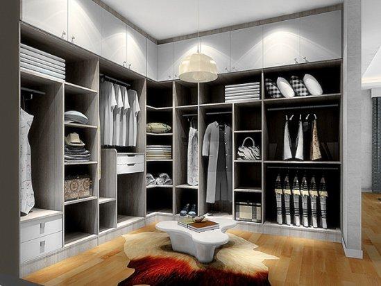 衣柜设计图 卧室衣柜效果图大全2021款