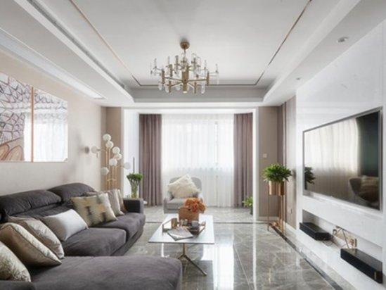 三房两厅装修 120平米三房两厅装修效果图