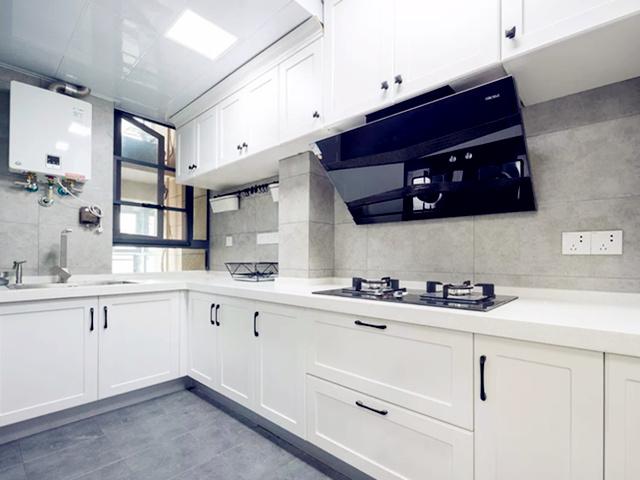 厨房的装修技巧 记住这9点让你厨房装修 不踩坑
