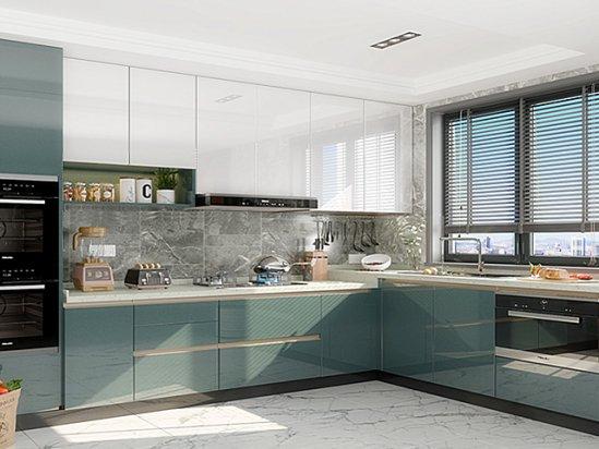 小厨房装修 厨房装修效果图大全2021新款