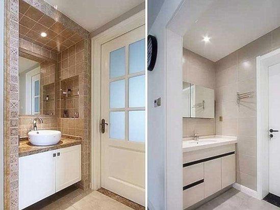 卫生间防水怎么做 卫生间装修效果图欣赏